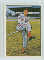 Harry Brecheen AUTOGRAPH d.04 1979 TCMA The Fifties Cardinals 
