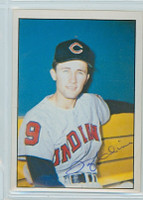 Ty Cline AUTOGRAPH 1978 TCMA The Sixties Indians 