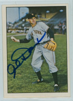 Al Dark AUTOGRAPH d.14 1979 TCMA The Fifties Giants 