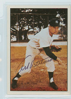 Art Ditmar AUTOGRAPH 1979 TCMA The Fifties Yankees 