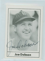 Joe Dobson AUTOGRAPH d.94 1978 Grand Slam Red Sox 