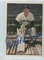 Walt Dropo AUTOGRAPH d.10 1979 TCMA The Fifties Red Sox 