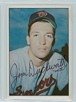 Jim Duckworth AUTOGRAPH 1978 TCMA The Sixties #23 Senators 