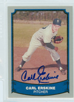 Carl Erskine AUTOGRAPH 1988|89 Pacific Legends 
