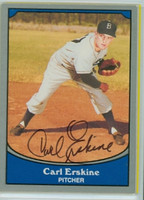 Carl Erskine AUTOGRAPH 1990 Pacific Legends Dodgers 