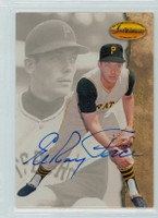 Roy Face AUTOGRAPH Ted Williams Pirates 