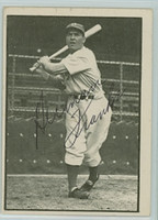 Herman Franks AUTOGRAPH d.09 TCMA The War Years Dodgers 
