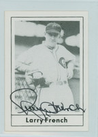 Larry French AUTOGRAPH d.87 1978 Grand Slam Cubs 