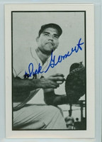 Dick Gernert AUTOGRAPH 1953 Bowman B|W Reprints Red Sox 
