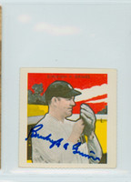 Burleigh Grimes AUTOGRAPH d.85 Dover Reprints Tattoo Orbit Cubs 