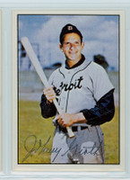 Johnny Groth AUTOGRAPH 1979 TCMA The Fifties Tigers 