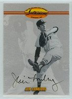 Jim Lonborg AUTOGRAPH Ted Williams Red Sox 