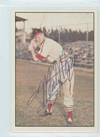 Marty Marion AUTOGRAPH d.11 1979 TCMA The Fifties Cardinals 