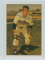 Dale Mitchell AUTOGRAPH d.87 1979 TCMA The Fifties Indians 
