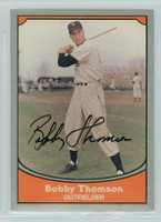 Bobby Thomson AUTOGRAPH d.10 1990 Pacific Legends Giants 
