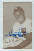 Minnie Minoso AUTOGRAPH 1947-66 Exhibit White Sox 