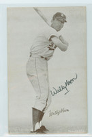 Wally Moon AUTOGRAPH 1947-66 Exhibit Dodgers 