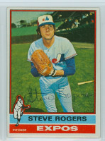Steve Rogers AUTOGRAPH 1976 Topps #71 Expos   [SKU:RogeS1099_T76BBP]
