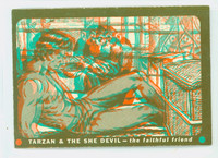 1953 Tarzan|She Devil 42 The Faithful Friend Excellent to Mint