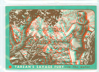 1953 Tarzan Savage Fury 13 In The Water Near-Mint