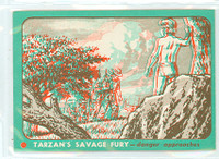 1953 Tarzan Savage Fury 14 Danger Approaches Near-Mint
