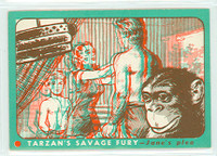 1953 Tarzan Savage Fury 18 Jane's Plea Excellent to Mint