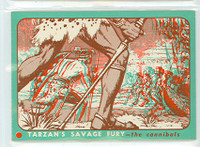 1953 Tarzan Savage Fury 30 The Cannibals Near-Mint