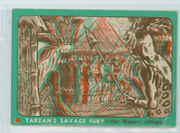 1953 Tarzan Savage Fury 36 The Wazuri Village Fair to Poor
