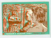 1953 Tarzan Savage Fury 40 Wazuri Chief Excellent