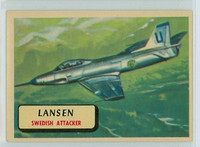 1957 Planes 34 Lansen Excellent to Mint RED