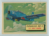 1957 Planes 93 Douglas AD-5 Excellent to Mint RED
