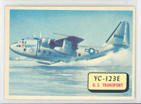 1957 Planes 106 YC-123 E Near-Mint RED