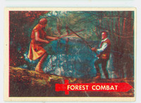 1957 Robin Hood 17 Forest Combat Excellent