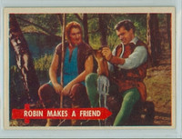 1957 Robin Hood 18 Robin's Friend Excellent to Mint