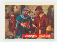 1957 Robin Hood 42 Choosing Weapons Excellent
