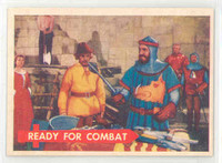 1957 Robin Hood 43 Ready for Combat Near-Mint Plus