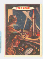 1957 Space 15 Zero Hour Very Good to Excellent