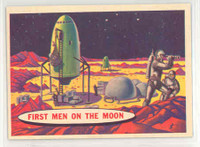 1957 Space 33 First Men on the Moon Excellent to Mint
