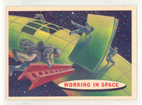 1957 Space 52 Working in Space Excellent to Mint