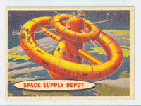 1957 Space 53 Space Supply Depot Very Good to Excellent