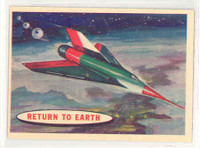 1957 Space 67 Return to Earth Excellent to Mint