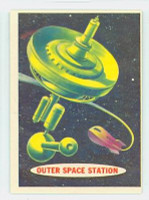 1957 Space 68 Outer Space Station Excellent to Excellent Plus