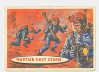 1957 Space 74 Martian Dust Storm Very Good