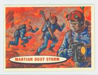 1957 Space 74 Martian Dust Storm Very Good to Excellent