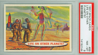 1957 Space 88 Life on Other Planets? PSA 8 Near Mint to Mint