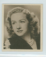 1948 Movie Stars 31 Bonita Granville Near-Mint