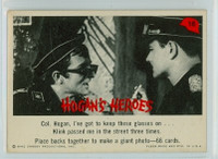 1965 Hogans Heroes 16 Glasses Excellent to Mint