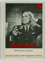 1965 Hogans Heroes 50 Dandruff Very Good