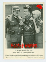 1965 Hogans Heroes 54 Double Escape Very Good to Excellent