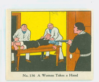 1937 Dick Tracy R-41 136 Woman Takes a Hand Near-Mint Plus
